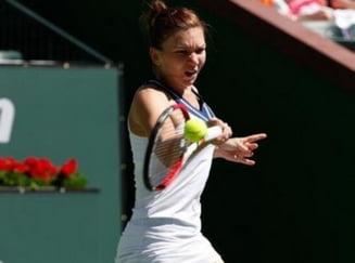 Simona Halep si-a aflat adversara de la Indian Wells - cand va avea loc meciul