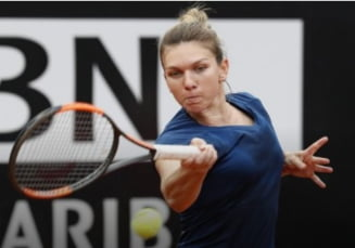 Simona Halep si-a aflat adversara din finala de la Roma