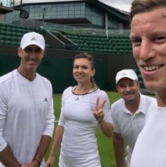 Simona Halep si-a aflat adversara din optimi de la Wimbledon: O jucatoare din Top 10