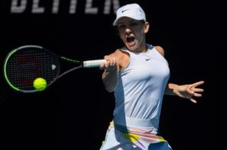 Simona Halep si-a aflat adversara din semifinale de la Australian Open: Iata ora de start a meciului