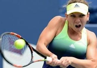 Simona Halep si-a aflat adversara din semifinale la Rogers Cup