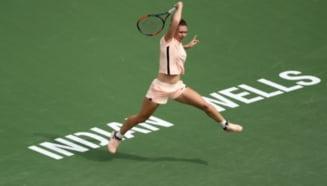 Simona Halep si-a aflat adversara din semifinalele Indian Wells dupa o mare surpriza