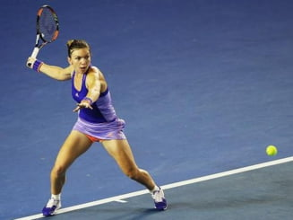 Simona Halep si-a aflat adversara din sferturi la Indian Wells