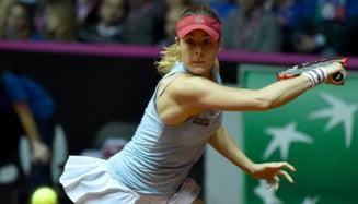 Simona Halep si-a aflat adversara posibila din turul doi: A pierdut ultimele meciuri cu ea