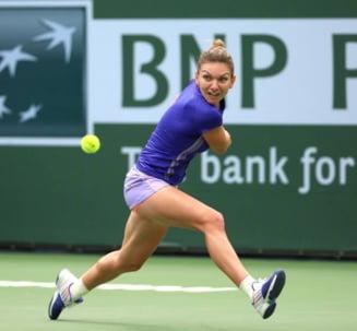 Simona Halep si-a aflat adversarele de la Indian Wells: Meciuri infernale cu Venus si Serena Williams