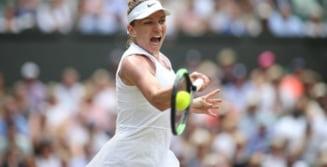 Simona Halep si-a asigurat cel mai mare premiu din acest an dupa calificarea in finala de la Wimbledon