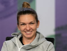 Simona Halep si-a dus logodnicul la parinti FOTO