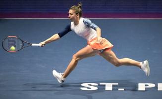 Simona Halep si-a facut o autocaracterizare hazlie. Cum i-a descris pe Federer si Nadal