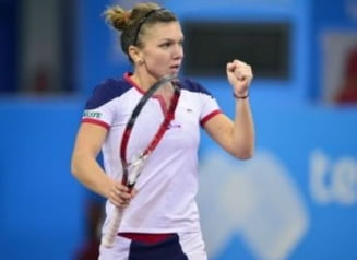Simona Halep si-a zdrobit adversara de la Australian Open - ce au facut ceilalti romani