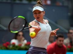Simona Halep si-a zdrobit adversara in optimile de finala ale turneului de la Madrid