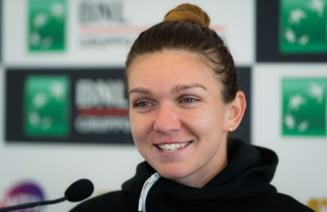 Simona Halep surprinde cu o decizie la care doar Serena Williams a mai apelat din top 50 WTA