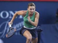 Simona Halep triumfa din nou la Montreal dupa o finala greu de descris in cuvinte