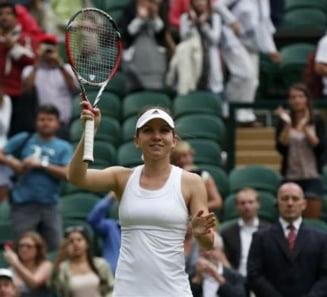 Simona Halep uimeste la Wimbledon: Se intrevede o noua finala de Grand Slam?