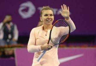 Simona Halep urca doua locuri in clasamentul pentru Turneul Campioanelor