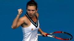 Simona Halep urca in clasamentul mondial