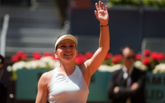 Simona Halep urca in clasamentul pentru Turneul Campioanelor dupa parcursul excelent de la Madrid