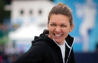 Simona Halep urca in clasamentul pentru Turneul Campioanelor