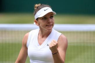 Simona Halep urca spectaculos in clasamentul pentru Turneul Campioanelor dupa prestatia impresionanta de la Wimbledon