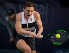Simona Halep va evolua si in proba de dublu a turneului WTA de la Dubai