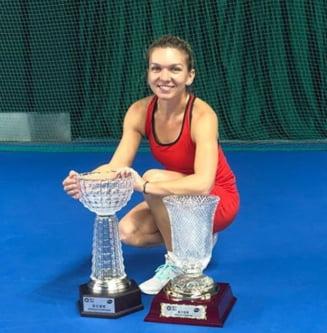 Simona Halep va folosi la Australian Open un echipament comandat din China