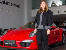 Simona Halep va lupta si anul acesta pentru un Porsche