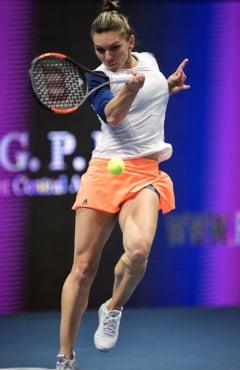 Simona Halep va ramane pe locul 4 WTA, dupa ce Dominika Cibulkova nu o mai poate depasi