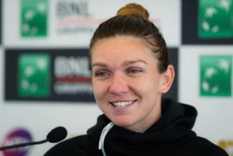 Simona Halep vede doua favorite la castigarea Roland Garros 2019