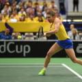 Simona Halep vine cu o rugaminte inaintea semifinalei cu Franta din Fed Cup