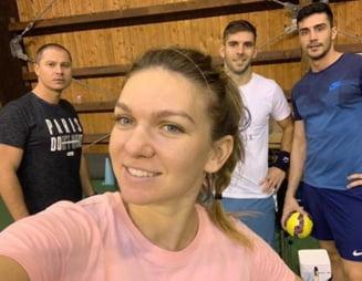 Simona Halep vine cu o veste excelenta: Iata cum s-a recuperat dupa accidentare