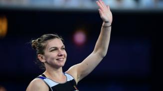 Simona Halep vine cu o veste excelenta dupa accidentarea suferita la Dubai