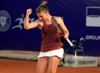 Simona Halep vine cu o veste excelenta inainte de US Open