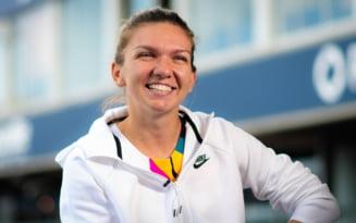 Simona Halep vine cu o veste excelenta inaintea debutului la US Open
