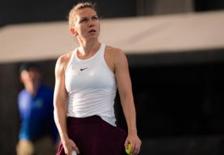 Simona Halep vine cu vesti bune inaintea debututului de la Australian Open