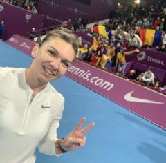 """Simona Halep vine cu vesti excelente de la Dubai: """"Sunt gata sa lupt"""""""