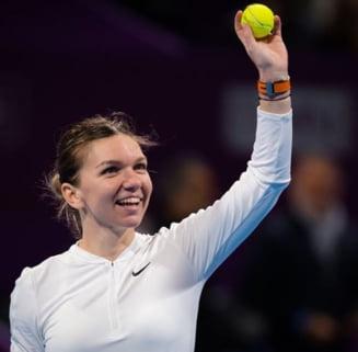 """Simona Halep vrea o victorie istorica pentru Romania in Fed Cup: """"Nu mi-e teama!"""""""