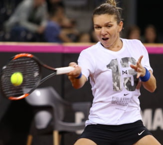 Simona Halep vs Kristyna Pliskova, in optimi la Madrid: Iata de la ce ora va avea loc meciul