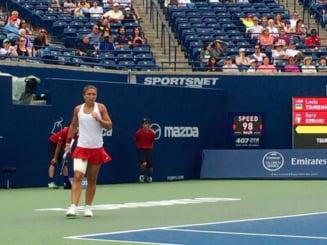 Simona Halep vs Sara Errani, in semifinale la Rogers Cup: Iata ce-a declarat italianca