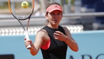 Simona Halep la Turneul Campioanelor