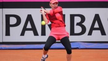 Simona Halep la Stuttgart