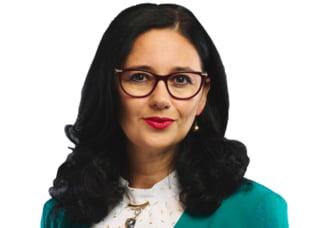 "Simona-Maria Vladica: ""Ma autoproclam liderul dreptei din judetul Calarasi"" (P)"