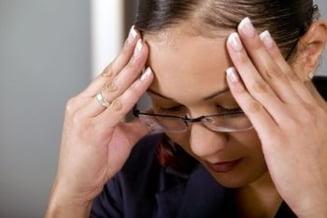 Simptomele stresului la femei