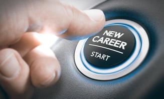 Simti ca stagnezi in cariera si ca nu mai gasesti nimic interesant in domeniul tau de activitate? Care sunt pasii reconversiei profesionale