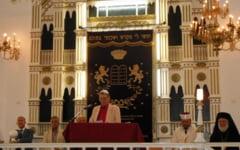 Sinagoga din Tulcea, unica in Romania prin arhitectura ei, a fost reabilitata