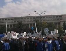 Sindicalistii anunta proteste in toata tara daca Guvernul chiar va transfera contributiile sociale catre angajat