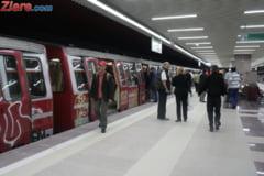 Sindicalistii de la metrou protesteaza, joi si vineri, la usa ministrului Cuc: Multe trenuri sunt greu de condus si pun calatorii in pericol. Ce raspunde Metrorex