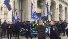 Sindicalistii din penitenciare ameninta cu proteste si procese, in contextul inghetarii salariilor prin OUG 114/2018