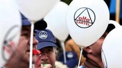 Sindicatele anunta actiuni de proteste in cascada din cauza masurilor Guvernului privind salariile