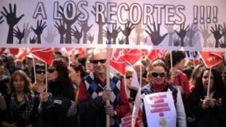 Sindicatele din Spania organizeaza proteste contra noii legi a muncii