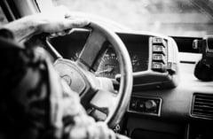 Sindicatele transportatorilor cer cresterea salariului minim, ca sa angajeze 10.000 de soferi