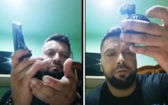 Sindicatul Europol, dupa ce un interlop l-a amenintat pe seful Politiei Dambovita: Dorinta i-a fost indeplinita VIDEO